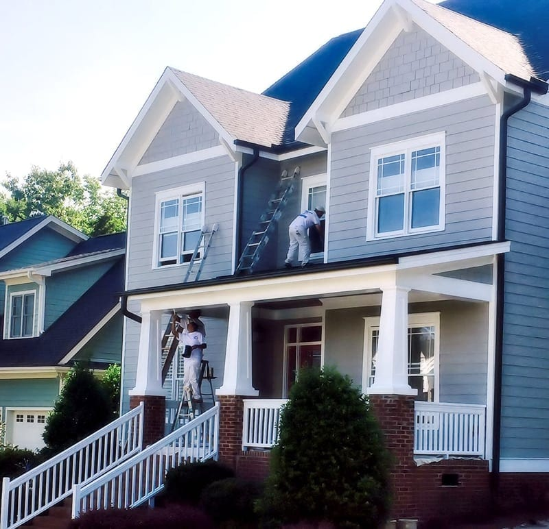Durham NC exterior painting contractor